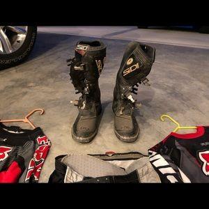 Men's Sidi Atv Riding Boots